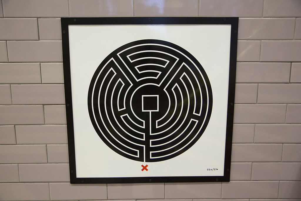 labyrinth underground