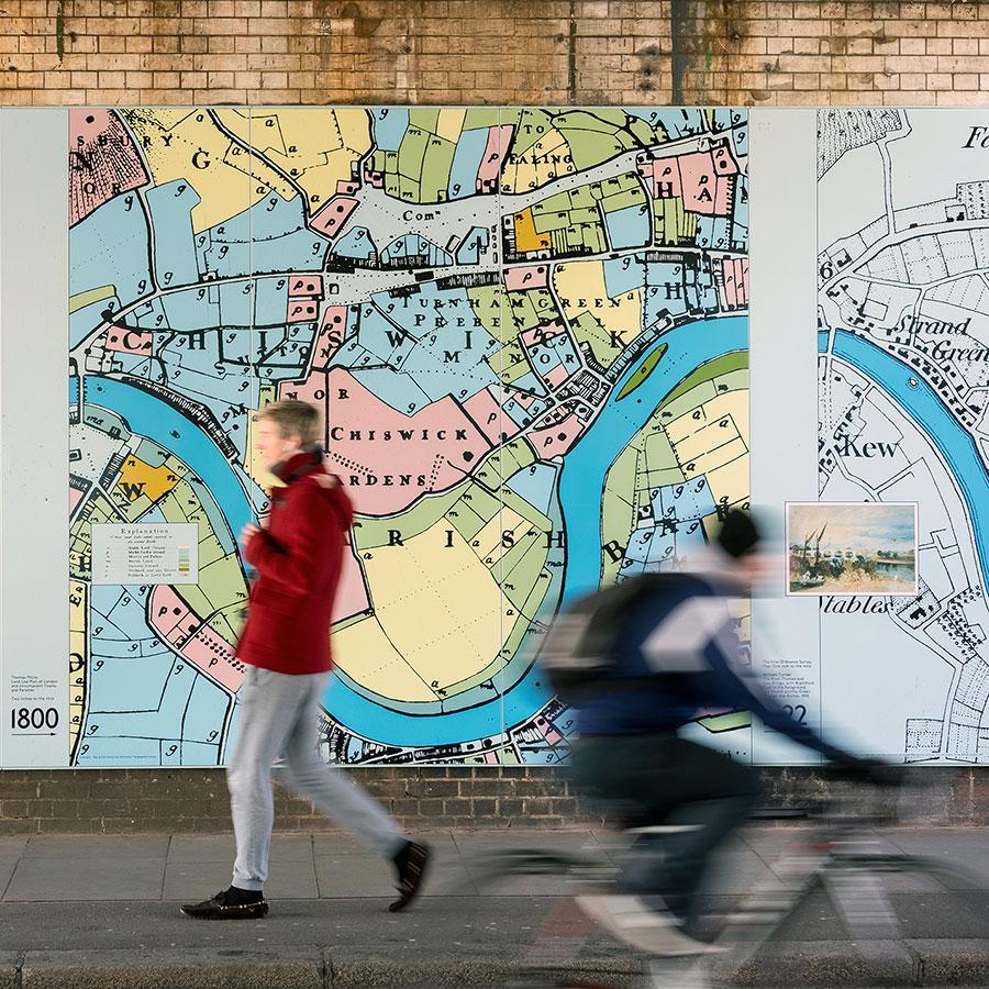 Turnham Green Murals