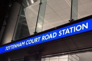 Tottenham Court Road Station