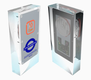 TfL Supplier Awards visualisation