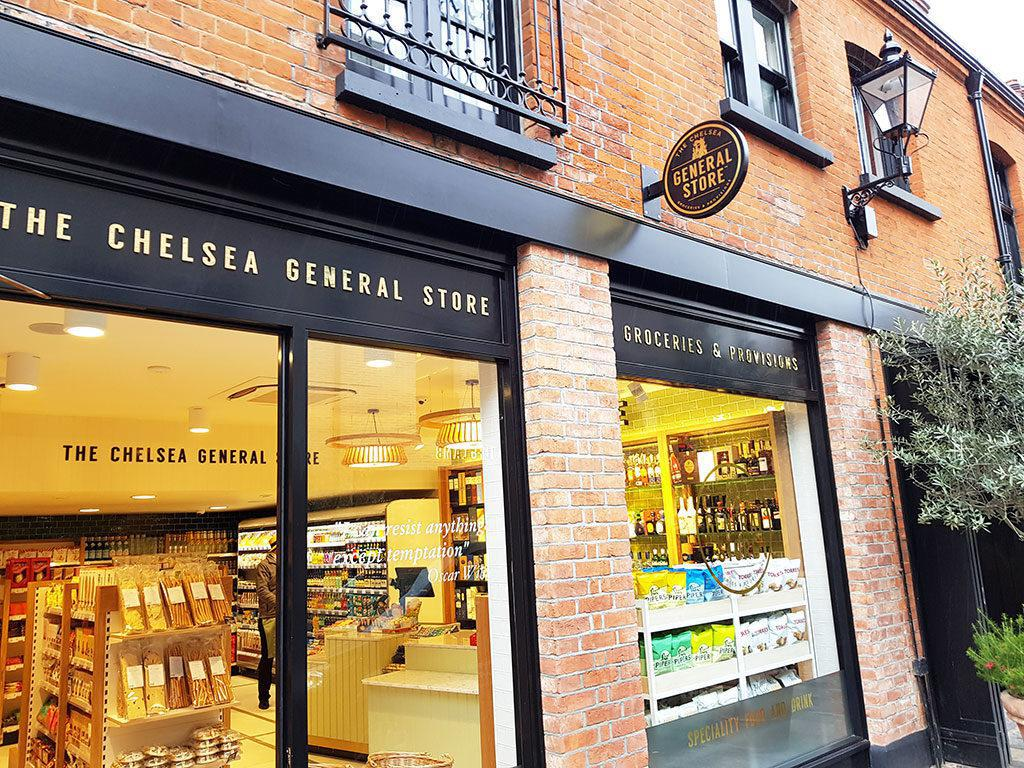 Chelsea General Store shopfront