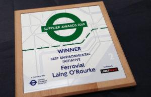 Best Environmental Initiative Winner's Award
