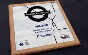 Winner's Award for Skills & Employment