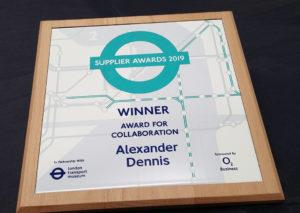 Winner's Award for Collaboration