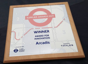 Winner's Award for Innovation