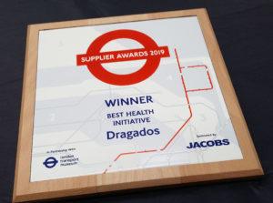 Winner's Award for Best Health Initiative