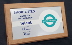 Shortlisted Award for Collaboration
