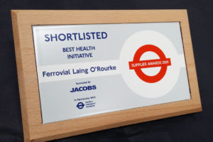 Shortlisted Award for Best Health Initiative