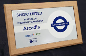 Shortlisted Award for Best Use of Emerging Technology