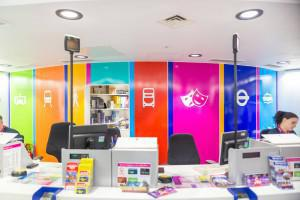 Travel Information Centre rebrand