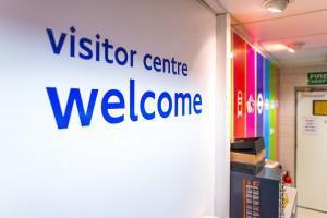 Travel Information Centre rebrand