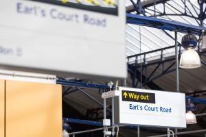 Earls Court Station Modernisation