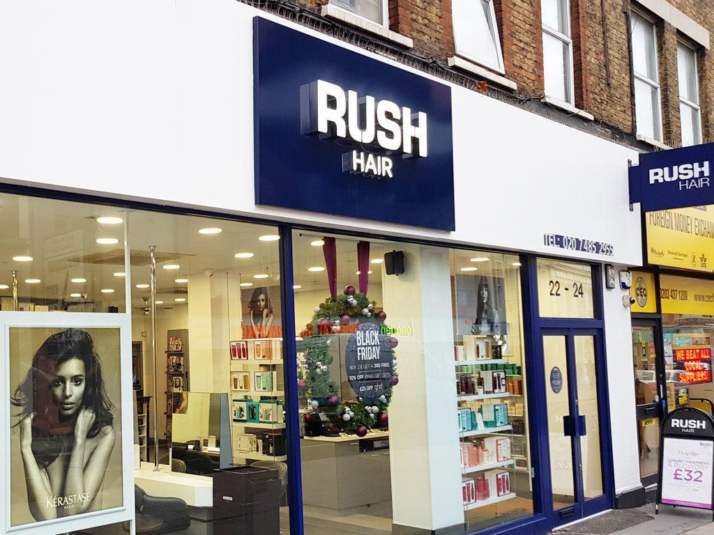 RUSH Hair Camden
