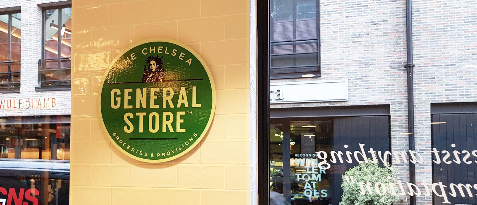 Chelsea General Store Hero Banner