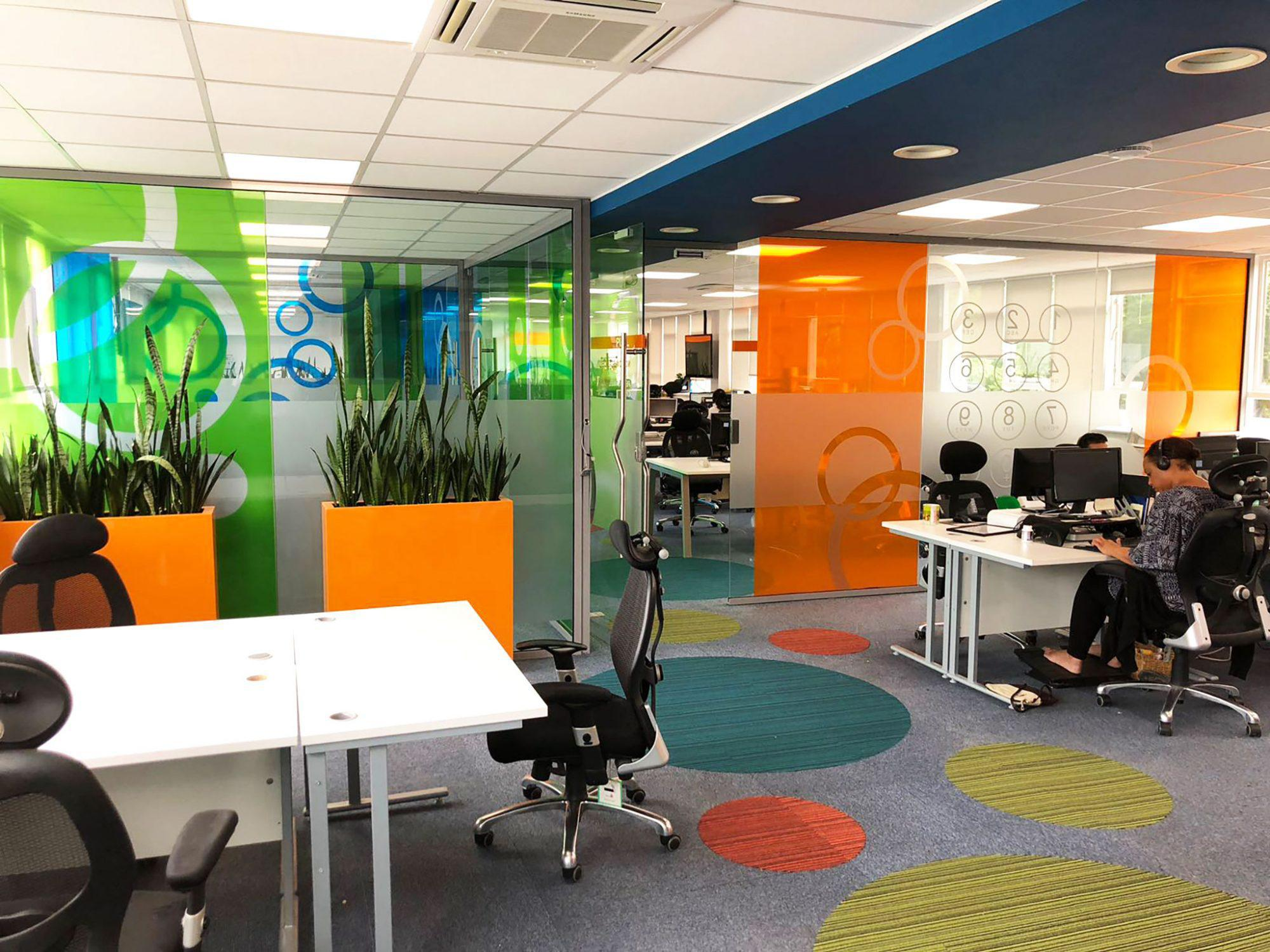 Hexpress Office Graphics