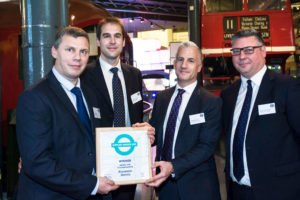 Alexander Dennis - Winners of the Award for Collaboration