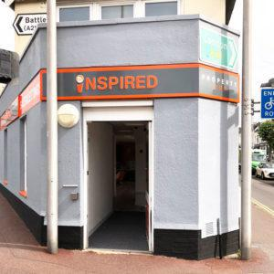 Branded Shopfront Signage