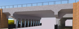 West Drayton Bridge Visualisation