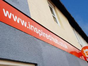 Inspired Property Hub fascia